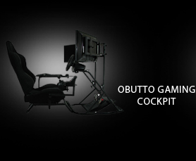 Obutto Sim Racing Cockpit